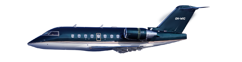 Challenger 604 OH-WIC