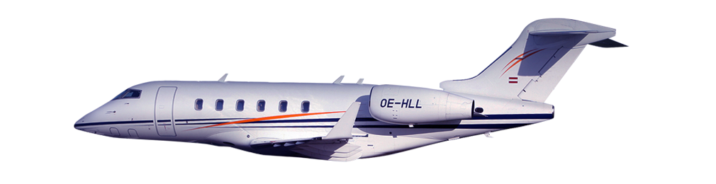 Challenger 300 OE-HLL